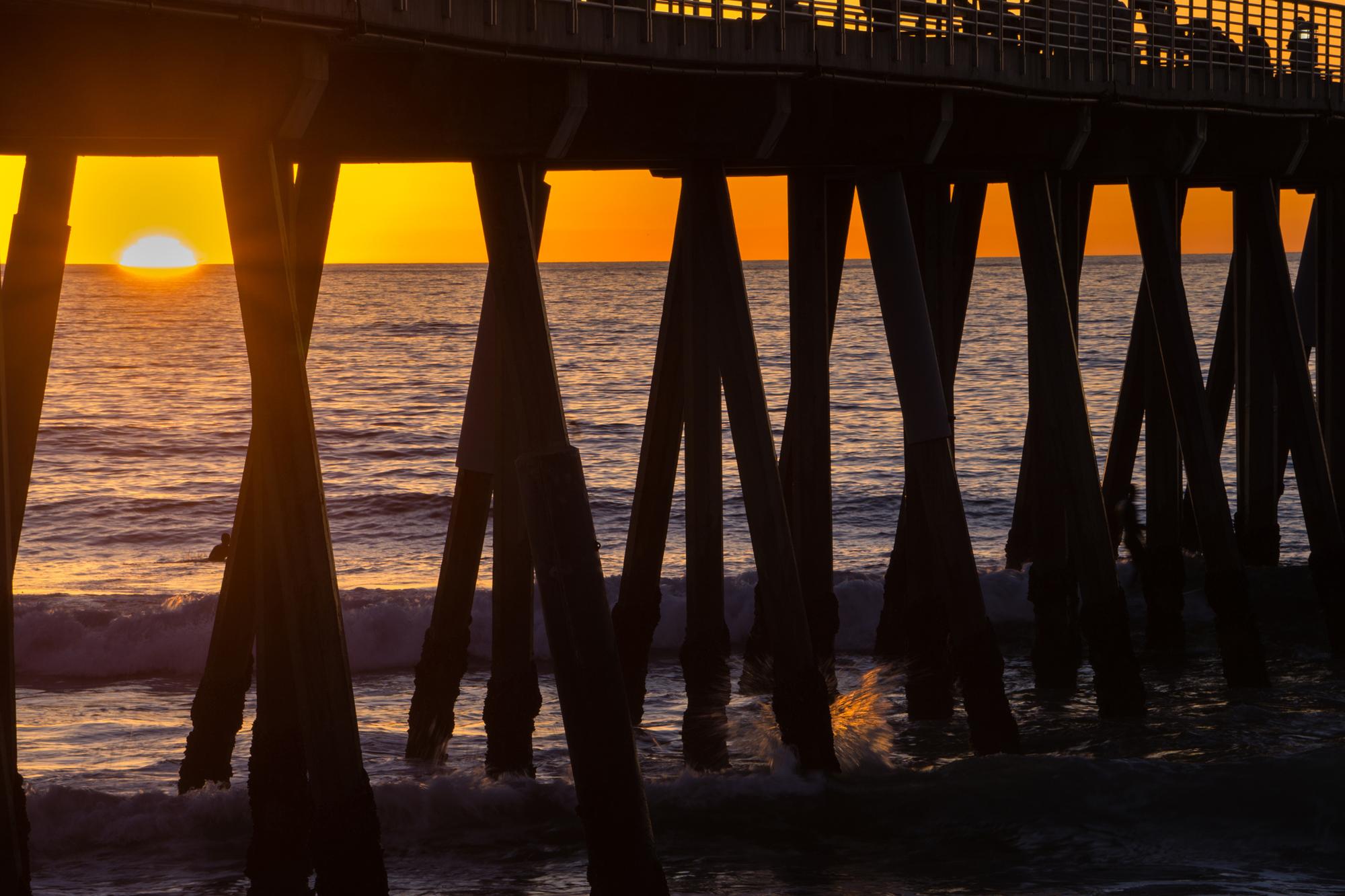 El Segundo Beach, California